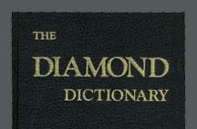 Timeline Event 1960 Diamond Dictionary 216x142