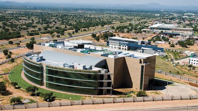 Debswana complex