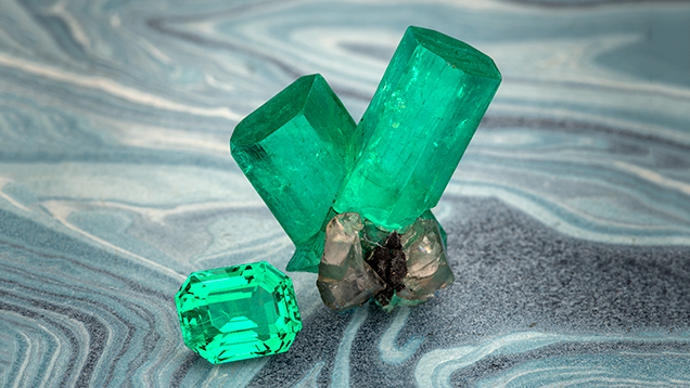Chivor Emeralds