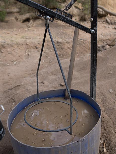Washing tool