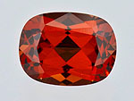 2.54 Garnet - Pyrope-Almandine (Rhodolite) from Tanzania
