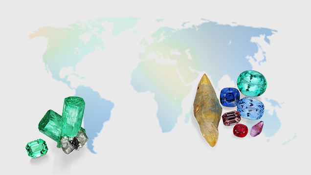 Country of origin determination is a pressing issue in the colored gemstone industry. Certain origins can add extra value to the stones. This webinar is dedicated for the complexity of this issue and how GIA's gemologists make their determination.