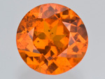 7.42 ct Garnet - Spessartine from Namibia