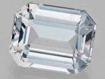 4.80 ct Tourmaline - Elbaite (Achroite) from the United States