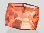 产自瑞士的 57.77 克拉氟石