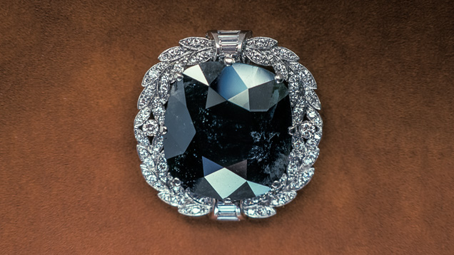 Black Orloff Diamond