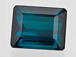 3.88 ct Tourmaline - Elbaite (Indicolite) from Namibia