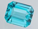 7.25 ct Tourmaline - Elbaite (Indicolite) from Namibia