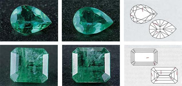 Emeralds Minor Clarity Enhancement