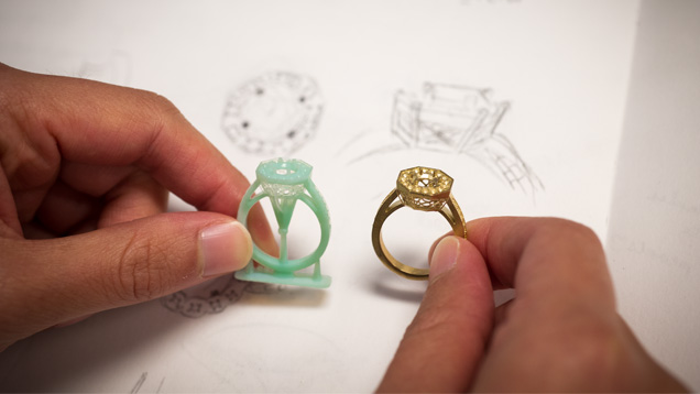 3D Printing GIA Equips Students for a Technology Revolution