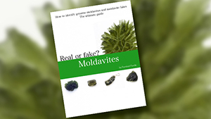 Real or Fake? Moldavites Book Cover