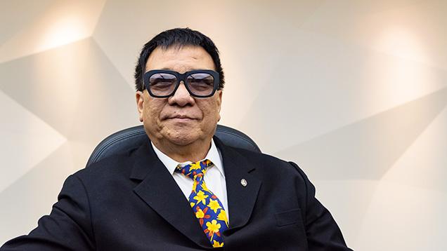 Company founder Yu Chuan Yih