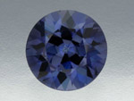 3.48 ct Benitoite from the United States