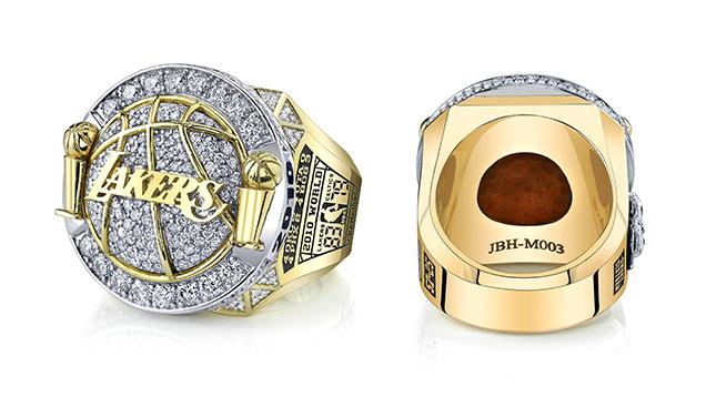 Hoop Dreams Nba Championship Rings