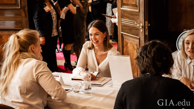 GIA London Jewellery Careers Fair Inspires Attendees to Join the