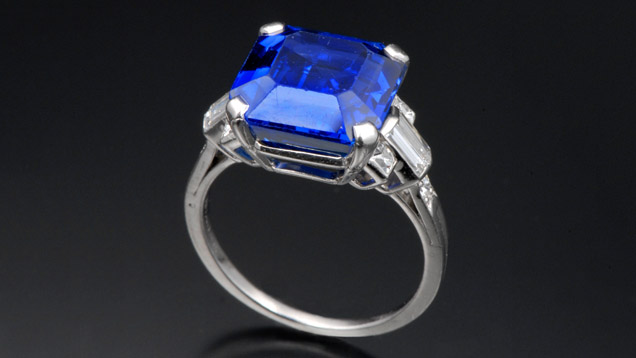 lugaro double diamond halo top sapphire ring gia fine gemstones collections and