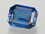 3.77 ct Benitoite from the United States