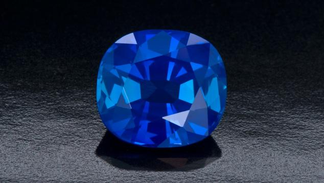 Velvety Blue Sapphire