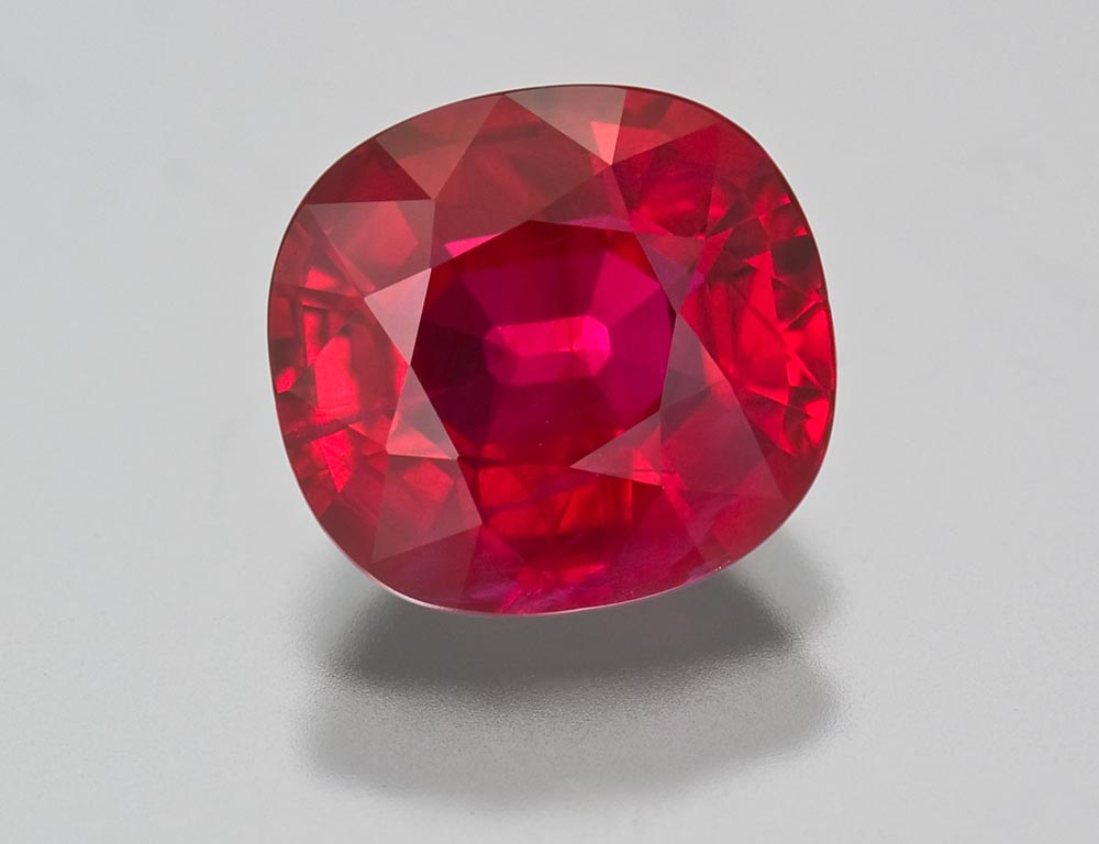 Ruby Gemstone Ruby Stone Gia