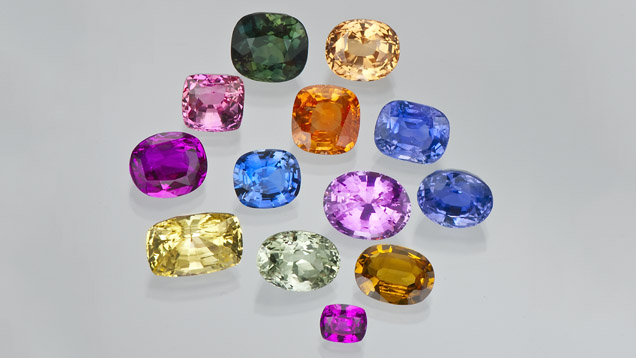 Assorted Sapphires