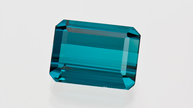 5.19-carat Emerald-cut Tourmaline