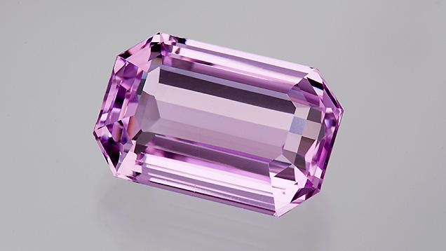 洁净无瑕的成品锂紫玉 — 质量要素