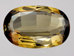 16.71 ct Andalusite from Brazil