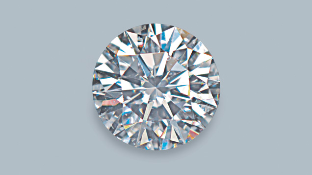 Well-cut Diamond