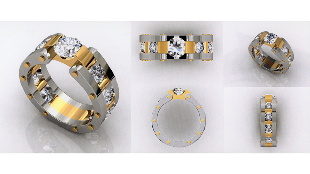 GIA Announces Winners of Annual George A Schuetz Jewelry Design Contest