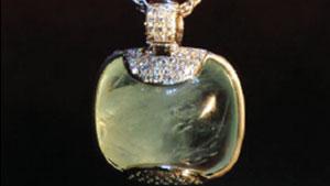 8.5 克拉凸圆形海蓝宝石