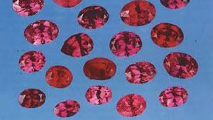 Rubies and Fancy Sapphires from Vietnam