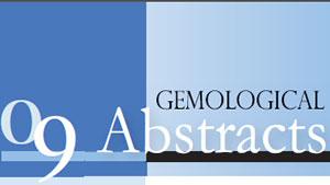 Gems & Gemology(《宝石与宝石学》)2009 年期刊摘要标题