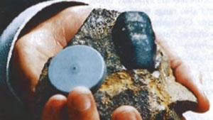 Sapphires from Changle in Shandong Province, China