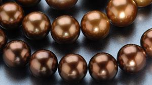 Cocoa Colored Gems