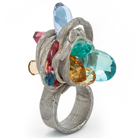 Fritsch Ring at LACMA