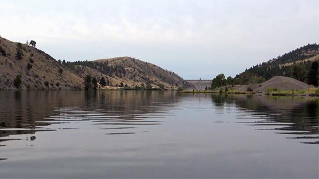 Missouri River Boat Tour