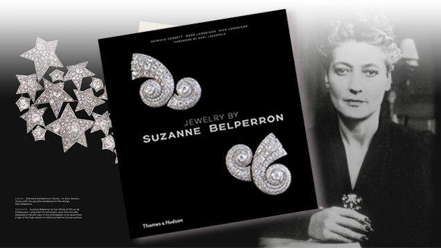 Jewelry by Suzanne Belperron book cover