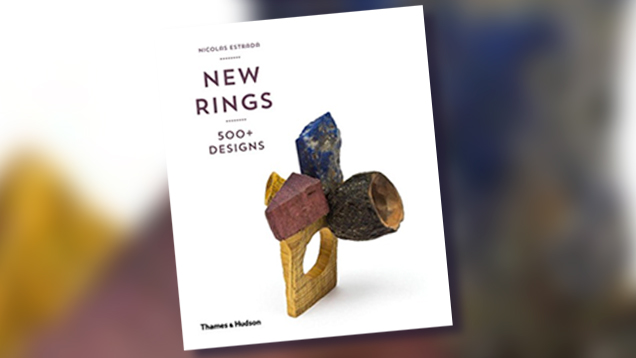 New Rings: 500+ Designs book cover