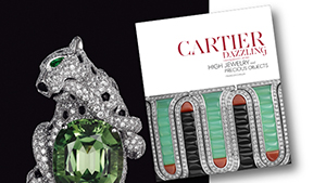 Cartier Dazzling Book Cover