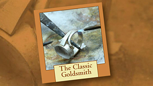 The Classic Goldsmith Book Cover
