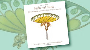 Maker & Muse Book Cover