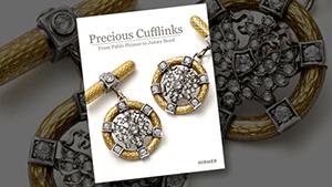 Precious Cufflinks Book Cover