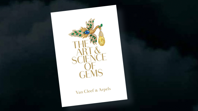 Van Cleef & Arpels: The Art and Science of Gems Book Cover