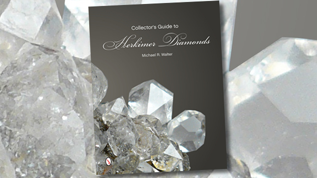 Collector's Guide to Herkimer Diamonds Book Cover