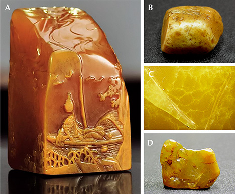 Tianhuang stone from China