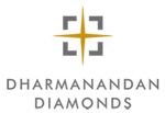 Dharmanandan Diamonds(ダーマナンダン・ダイヤモンズ)のロゴ