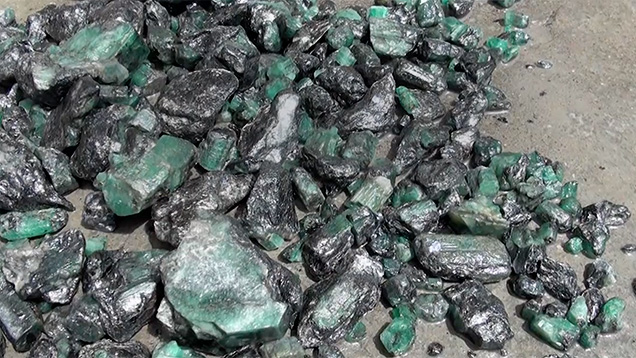 Jaipur Emerald Sources Video