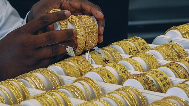 22K gold