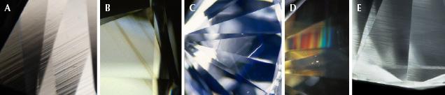 Graining in D-to-Z diamond