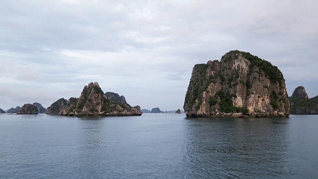 Hạ Long Bay in northern Vietnam
